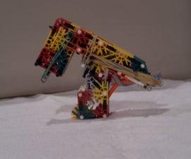 extreme builder's knex sidearm