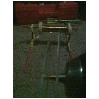 Picture of Winding the Coil