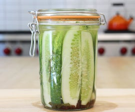 Vinegar Pickling