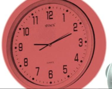 DIY - Analog Projection Clock