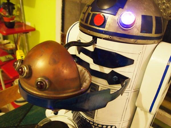 R2D2 - Dark Roast Edition