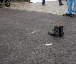 Self-walking Shoes