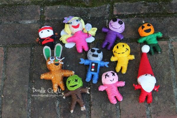 String Voodoo Dolls!