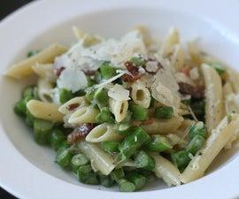 Very Green Asparagus Pasta