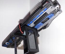 DIY 3D PRINTED NERF ZEUS BOX MAG