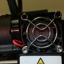 Replacing Front Fan on Makerbot Replicator 2:
