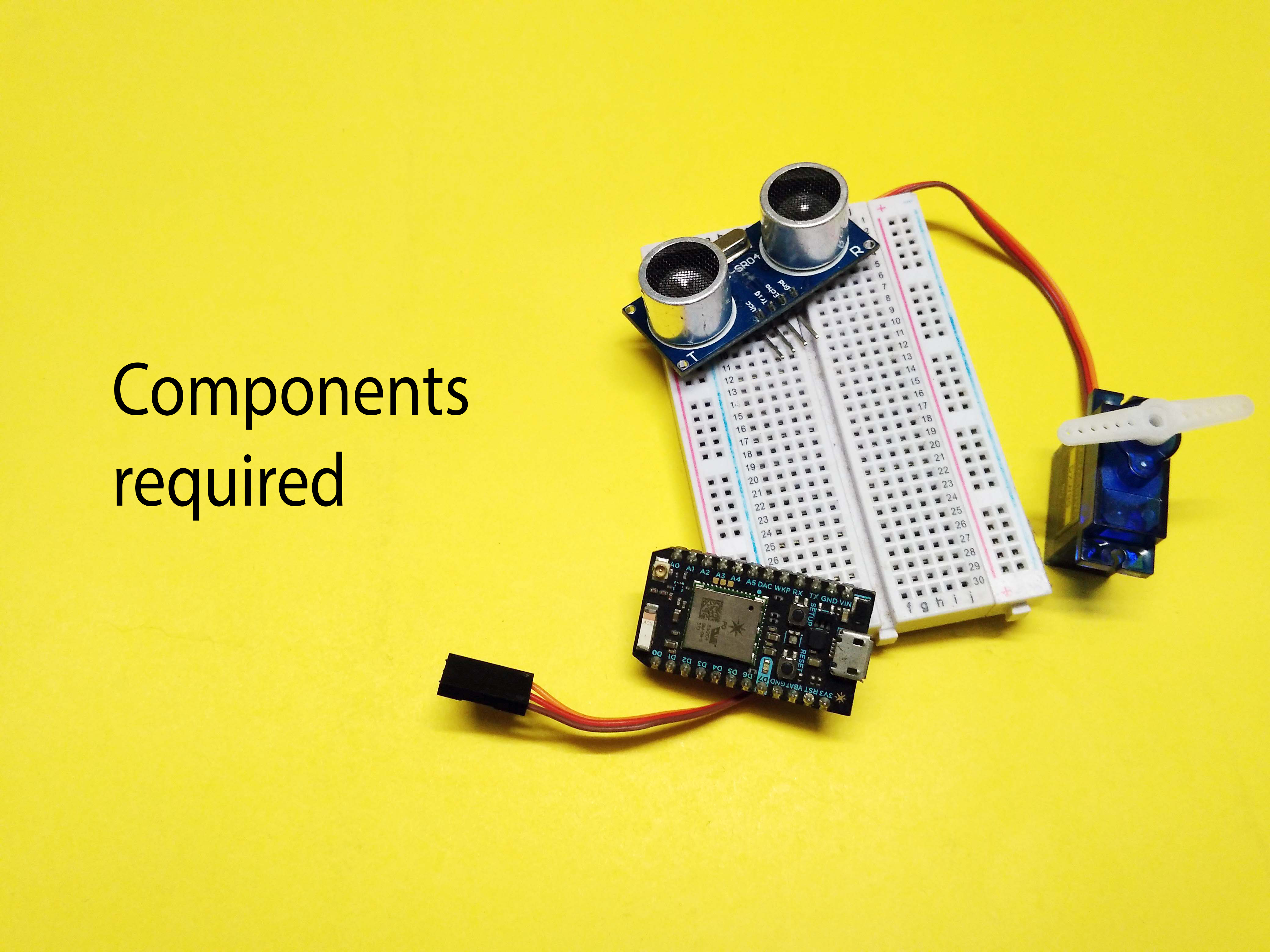 Picture of Components Gathering