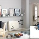 IR wireless temperature sensor with ATtiny85