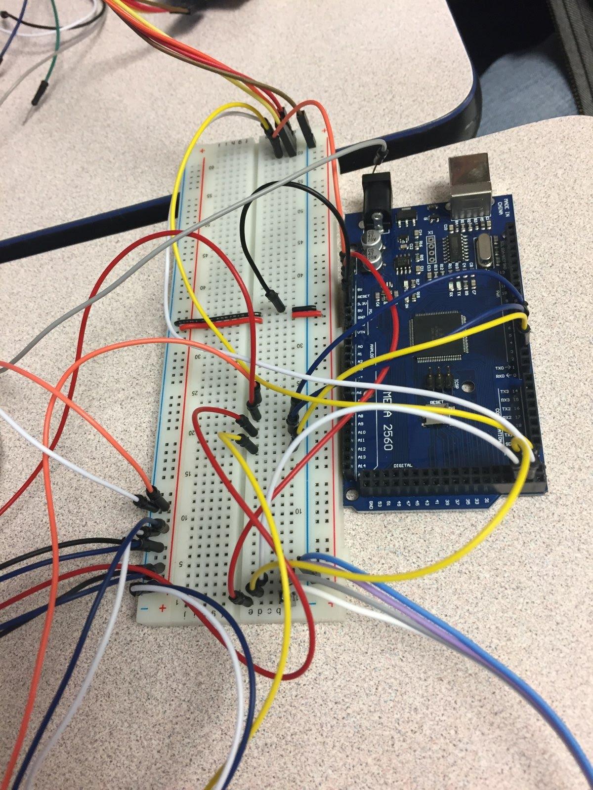 Picture of Circuit Buliding Part 2