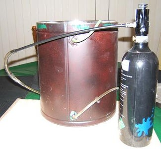 The CO2 Tank