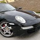 Install Xenon White LED Sidemarker Lamps on Porsche 911 etc.
