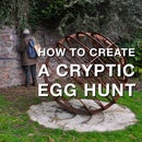 How to create a cryptic egg hunt for grown-up treasure hunting fun