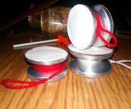 Make a Yo-Yo Out of TRASH!