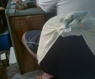 Keeping the Towel on the Chair