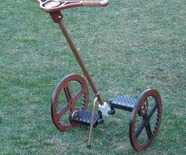 Steampunk Segway ( Legway )