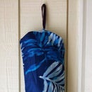 Grocery Bag Holder from Umbrella Cover