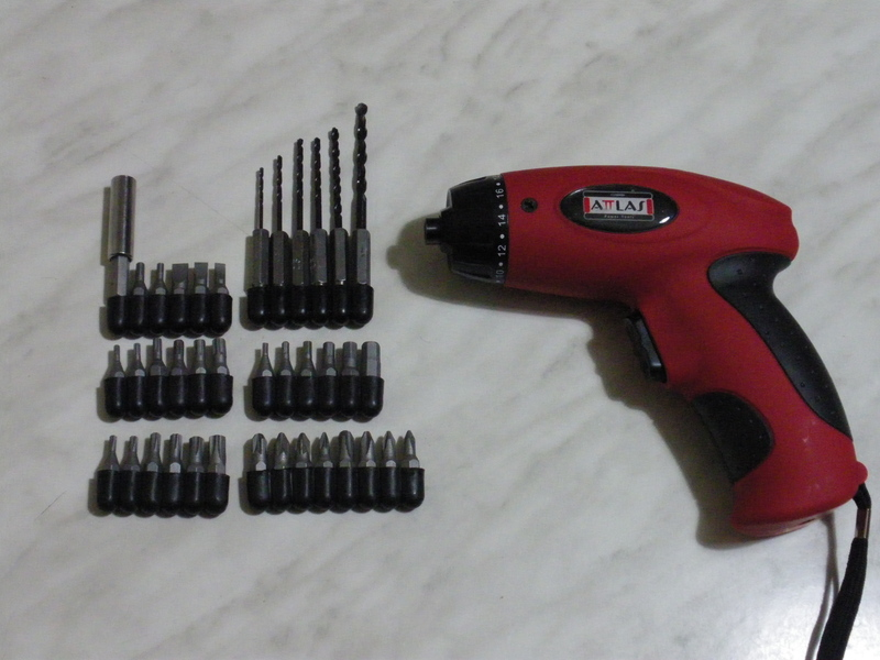 Picture of Swapping Rotation of Electric Screwdriver