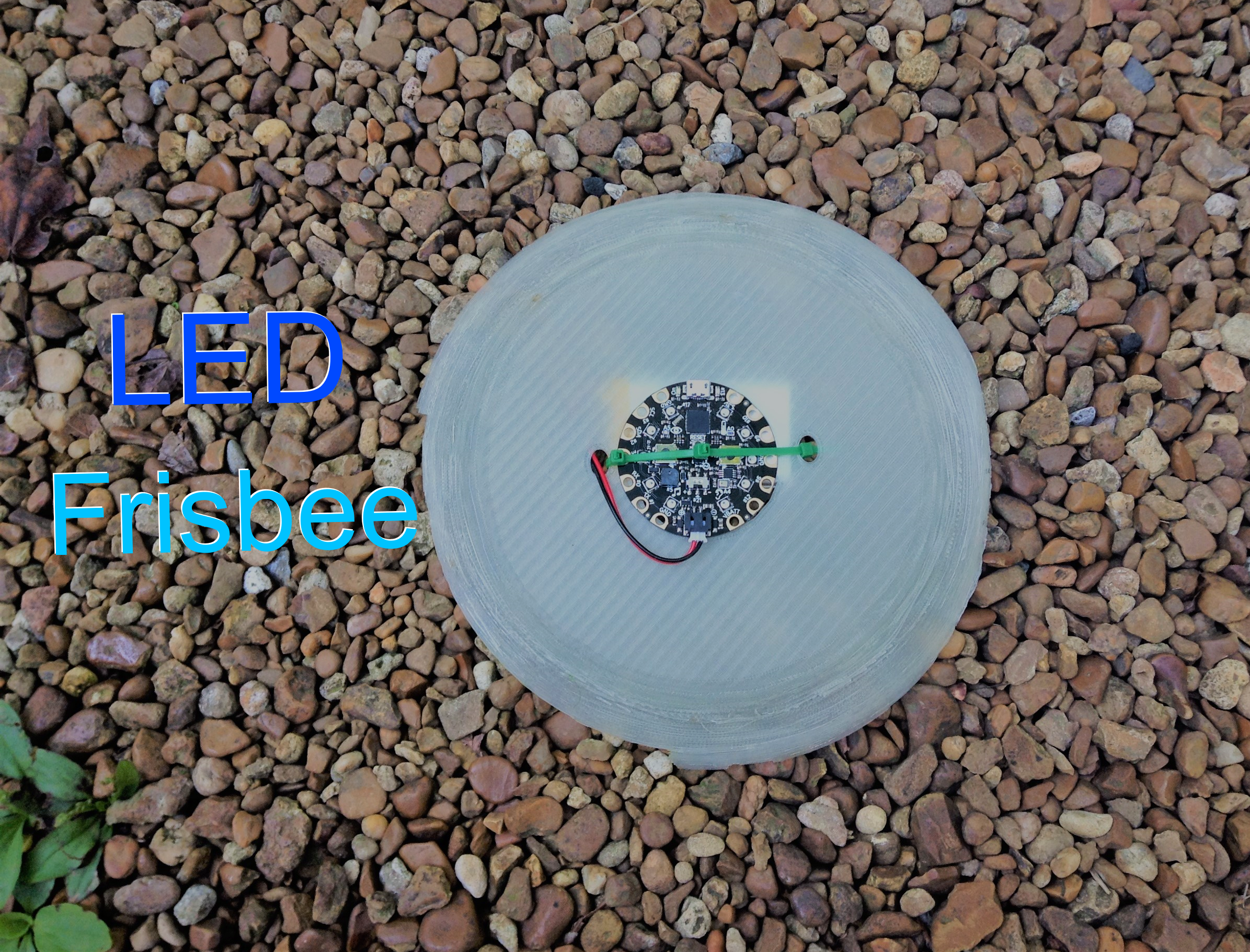 Picture of LED Ultimate Frisbee