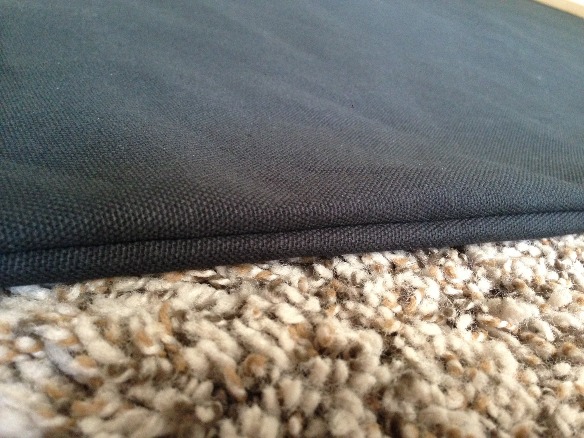 Picture of Sew the Raw Edges Together