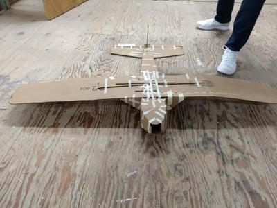 Cardboard Modeling