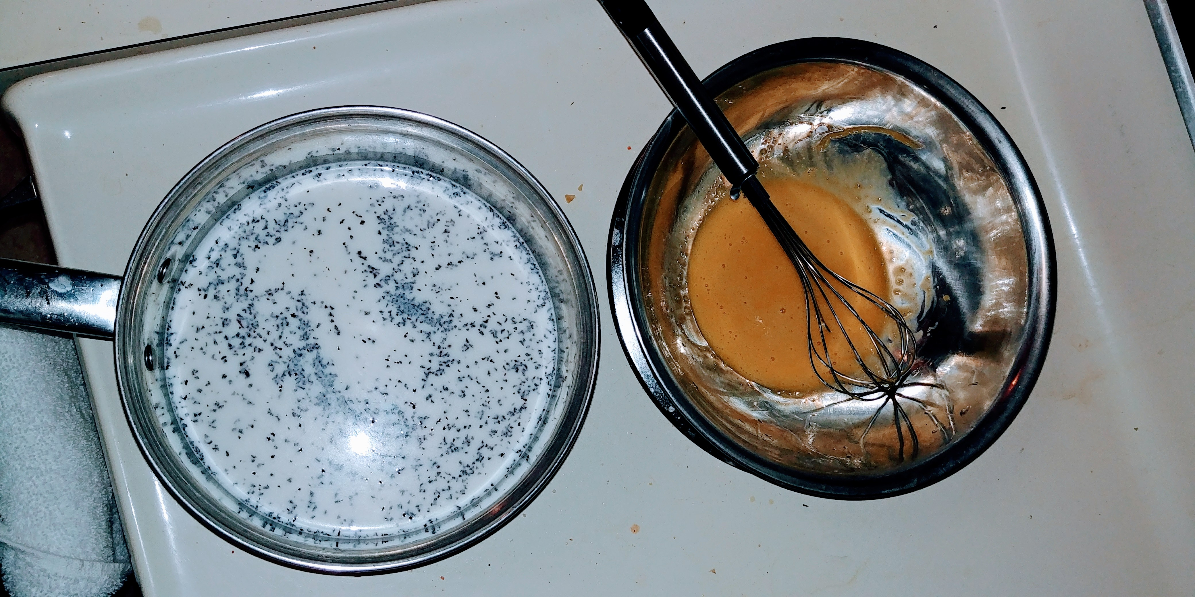 Picture of Step 2: Making the Ice Cream Base