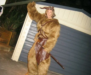 3 Day Fantasy Minotaur Costume