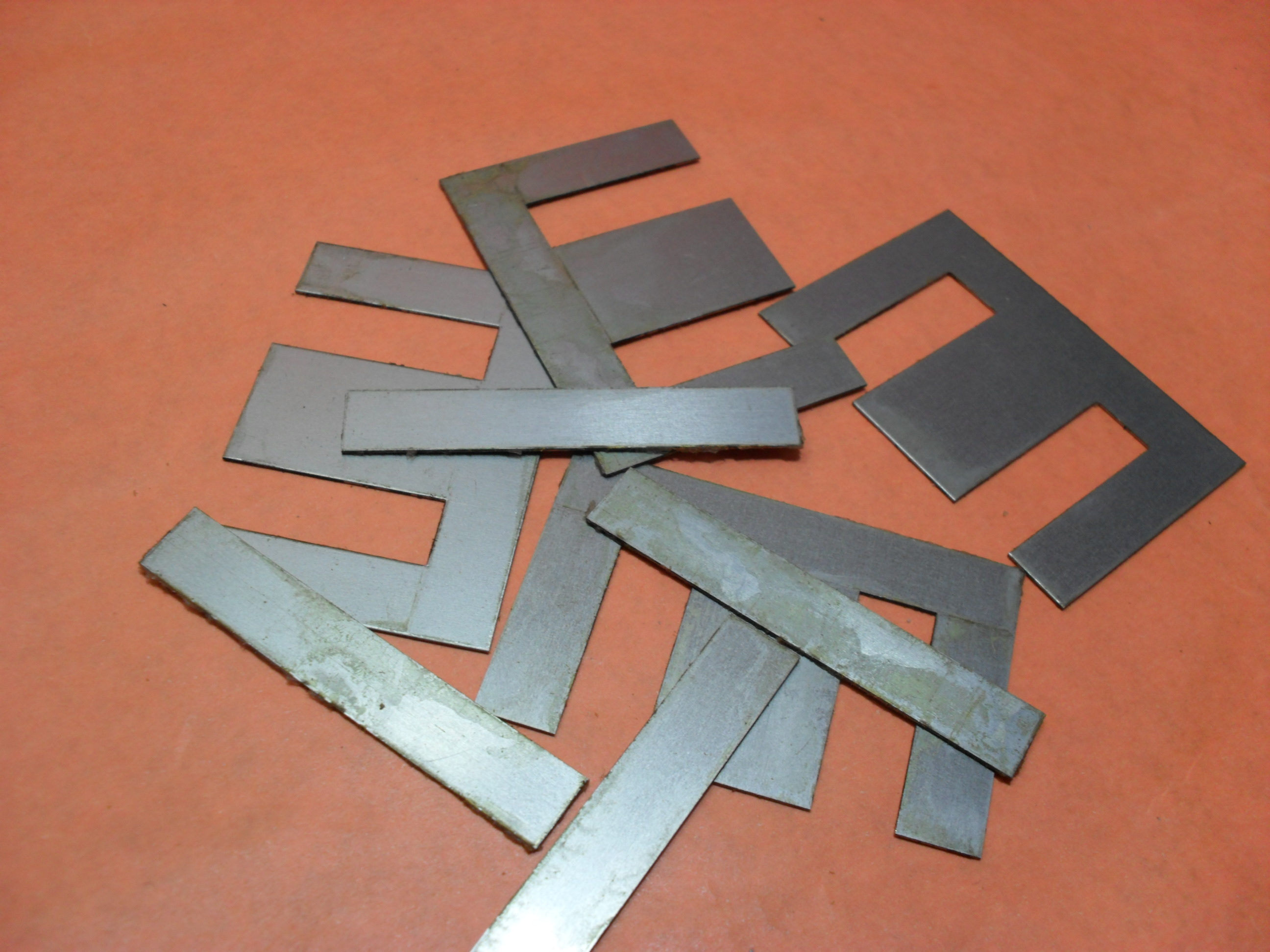 Picture of Small Metal Parts