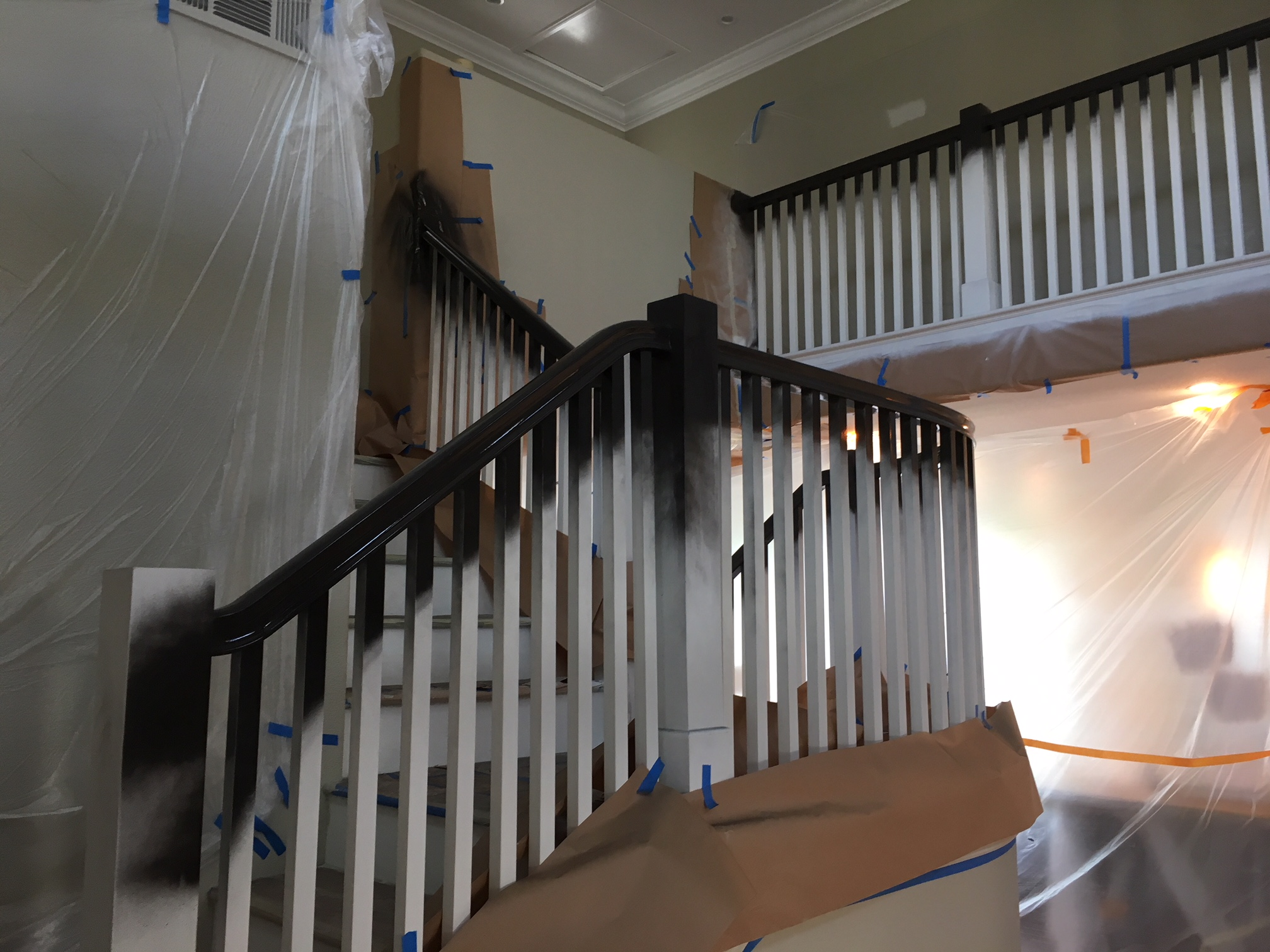 Picture of Painting the Stairs
