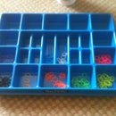 How To Sort Loom Bands Lego Tray