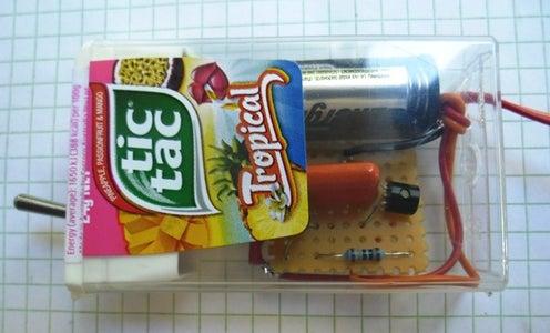 Tic Tac Tone Generator... Sneak Preview...
