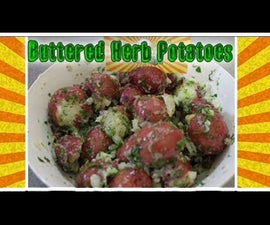 Buttered Herb Potatoes