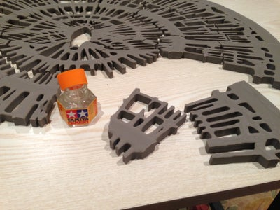 3D Printing, Assembly and Post Finish