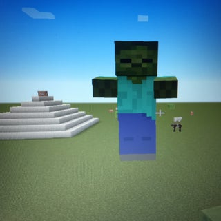 How to Summon Giant Zombies in Vanilla Minecraft!