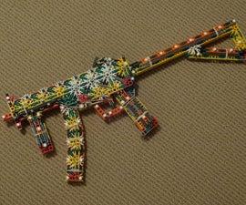 K'NEX MP5K PDW
