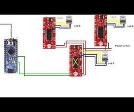 How to Wire a Arduino Nano Cnc