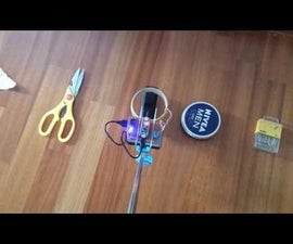 Simple Arduino metal detector