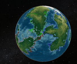 Fantasy Globe