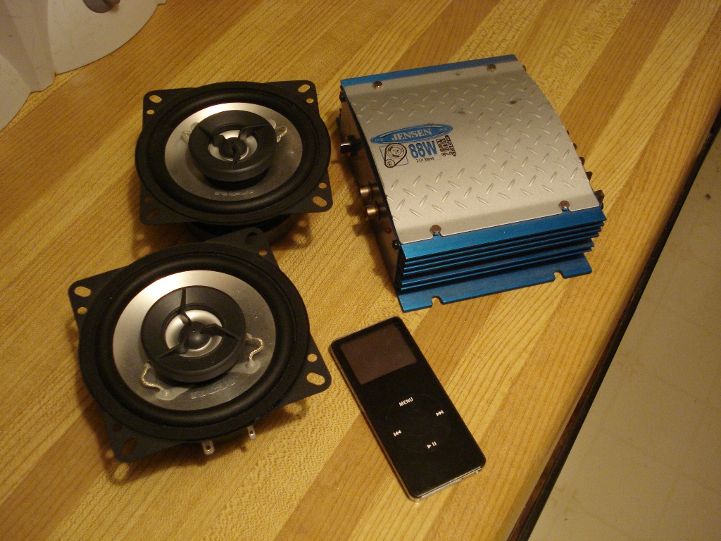 Picture of The Sound System