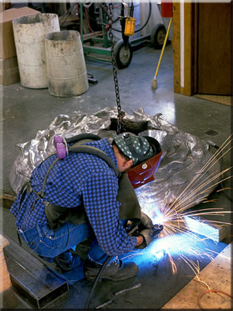 Picture of Chase, Weld and Fabricate