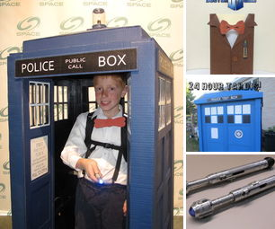 Doctor Who Props