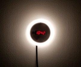 DIY Light Alarm Clock