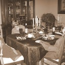 Haunted Dinner Party