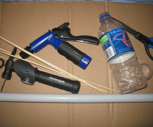 home made nerf  or air gun , for under $12 bucks!