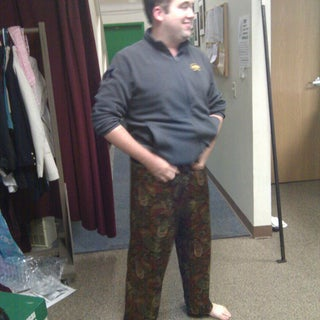How to Sew Your Own Pajama Pants