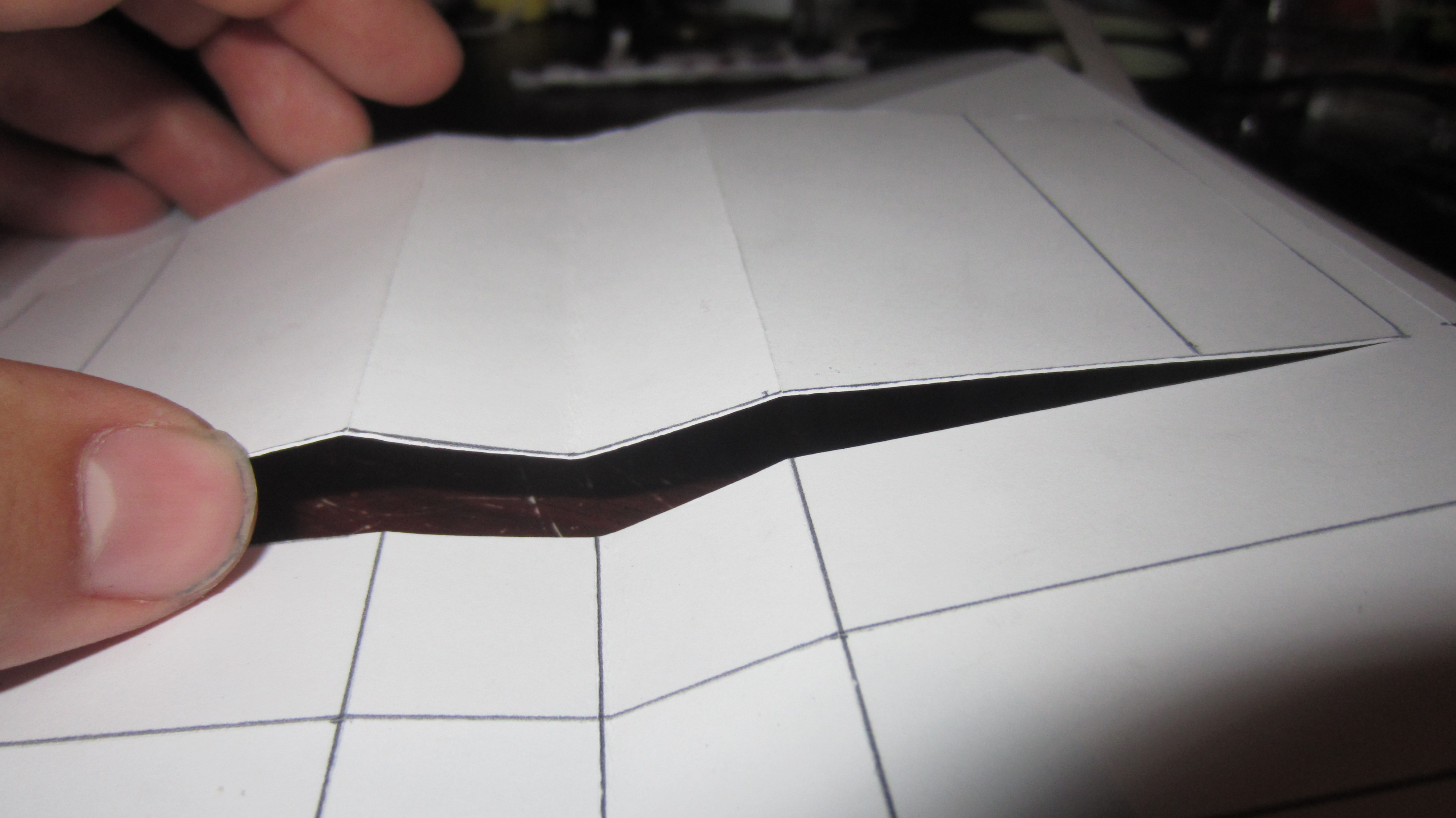 Picture of The Insert: Cutting the Center