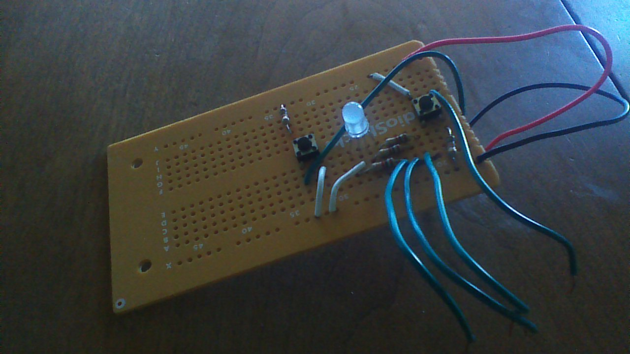 Picture of Step 4: Solder It Together!