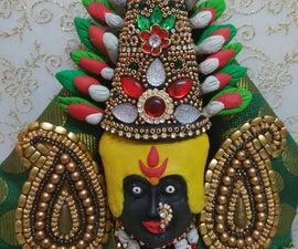 Mahalaxmi,Indian Goddess of Wealth