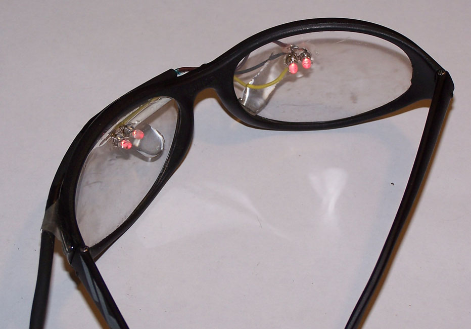 Picture of Build the LED Glasses