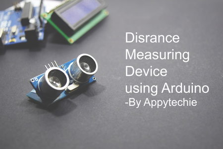 Distance Measuring Device