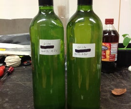 Gin From Scratch (Vapour Infused)